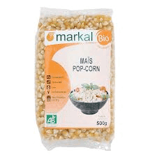 Mais Pop Corn 500g BIO France